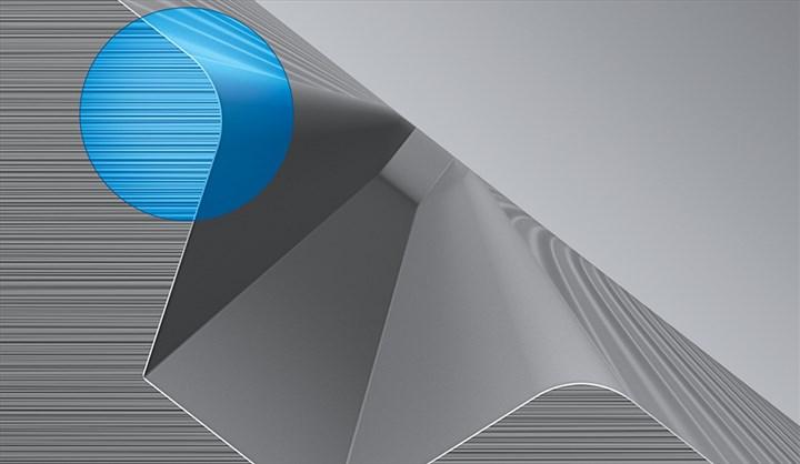 ツアープロが認める削り出しフェース&溝, Glide 2.0 Wedge groove illustration