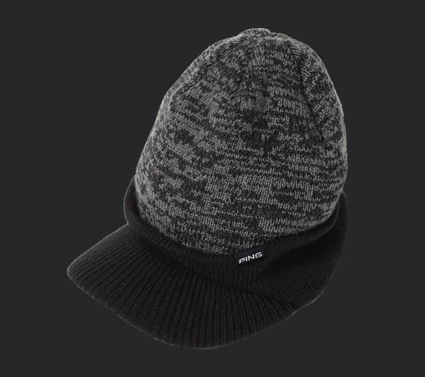 Visor Knit [Ash Marl]