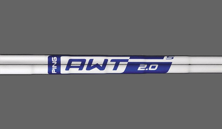 PING AWT 2.0 Shaft, PING AWT 2.0 steel shaft