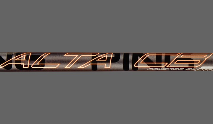 Alta CB Premium Shaft, Alta CB iron shaft