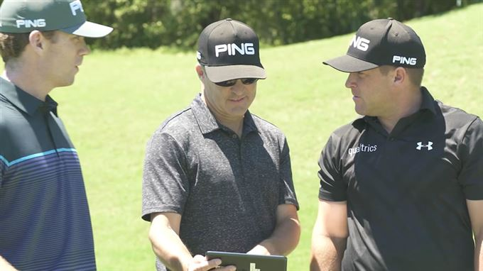 Select PING Pros test the new G400 product line